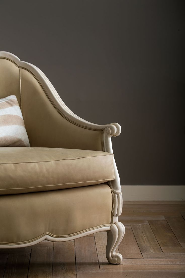 Featured In Traditional Home   Oly Studio Belle Chair   A Lounge Chair You  Can Sink