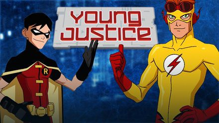 """Check out """"Young Justice"""" on Netflix"""