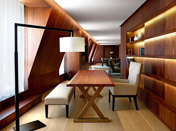 Yabu Pushelberg The London Edition Hotel From Ian Schrager