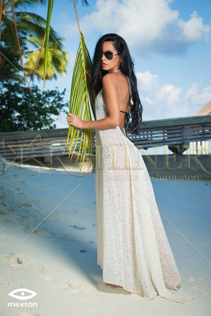 Mexton Exotic Lust Cream Dress