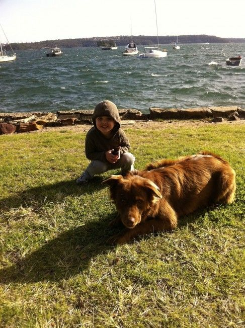 """Tanya Parker - """"The best part for the family especially for my son Cohen was bringing our dog along. Flexi tickets meant we did not have to rush back."""""""