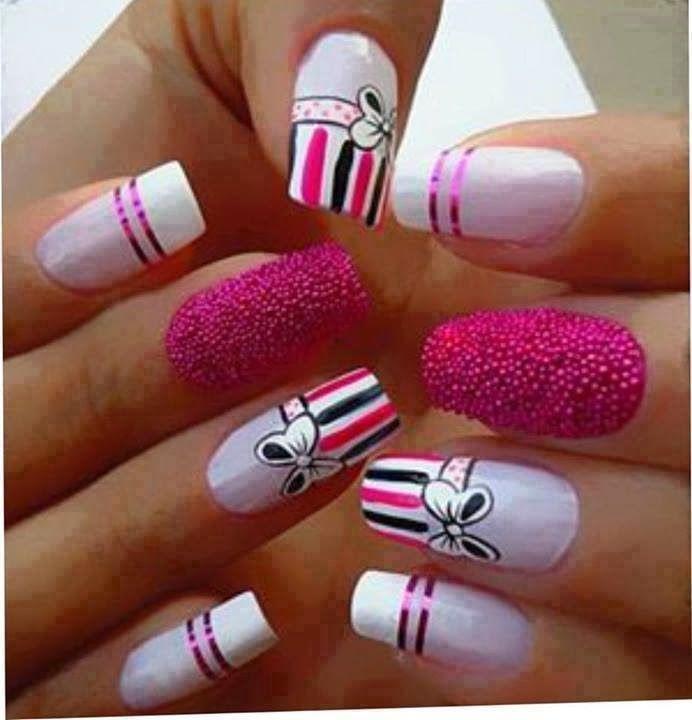 Nails Arts Ideas... #nails #nailarts
