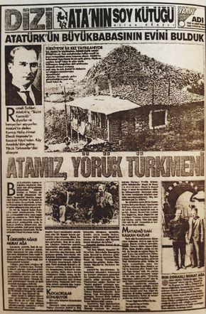 Mustafa Kemal Atatürk Türk Değil Diyenlere Cevap – MustafaKemâlim