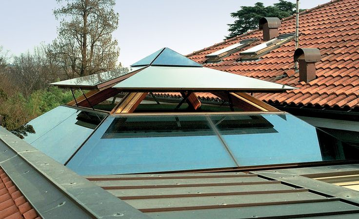 Open your Roof #roofs #house #architecture #design #light #windows