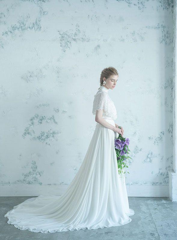 Dbw 043 ウェディングドレスは ドレスベネデッタ 表参道 心斎橋