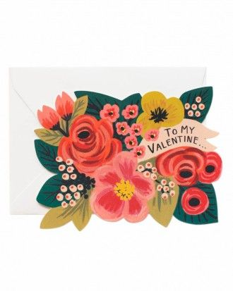 16 Valentines Day Cards We Really Love - Secret Garden