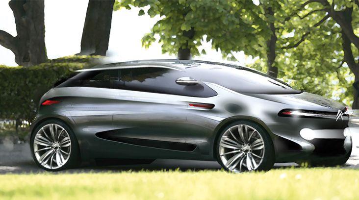 Les 339 meilleures images du tableau citroen sur pinterest concept voiture croquis voiture et - Croquis voiture ...