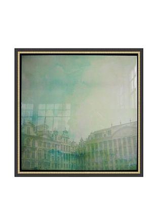 Jordan Carlyle Obscure Framed Art