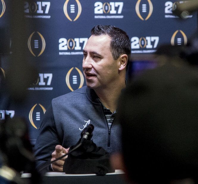 What Alabama's assistant coaches like about Steve Sarkisian