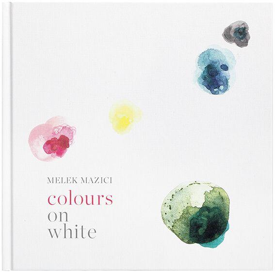 Colours on White