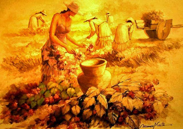 Manoel Costa Era uma vez um menino nascido na pequena cidade de Gurupá, lá no Pará. Filho de pai canoeiro, já nasceu artista... >>>    betomelodia - música e arte brasileira: Manoel Costa e o Desafio das Cores