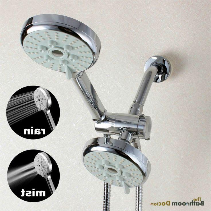 37.79$  Buy here - https://alitems.com/g/1e8d114494b01f4c715516525dc3e8/?i=5&ulp=https%3A%2F%2Fwww.aliexpress.com%2Fitem%2FBathroom-Handheld-Double-Shower-Head-Set-with-3-way-diverter-combo-03-161%2F32437068724.html - Bathroom Handheld  Double Shower Head Set with 3 way diverter  combo 03-161