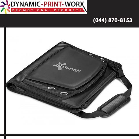 "Look the part with a 10"" Tablet holder, branded with your company logo. These items are ideal for sales reps and businessmen that are out there seeing clients everyday. Just another innovating idea from Dynamic Print Worx. #branding #corporategifts"