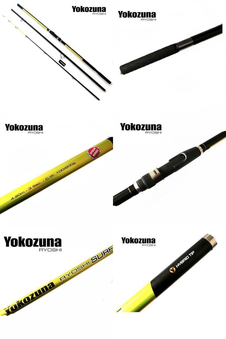 [Visit to Buy] Free Shipping RYOSHI 4.2m 3 Section Surf Casting Rod High Carbon Hybrid Tip Surfcasting Rod #Advertisement