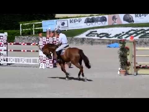 Euro Horse GP: Lincon Park E.H. - Grand Prix C145 Jump Off - Equieffe Go...