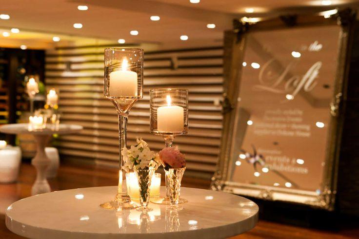 The Loft at Doltone House 2013 Wedding Showcase. #Candles #DHWeddingShowcase #loftweddinga #weddings #sydneybestweddingvenues