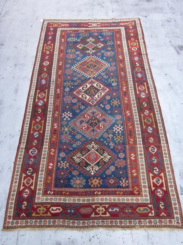 Kazak Rugs & Carpets for Sale at Davoodzadeh New York, NY. Buy Rugs
