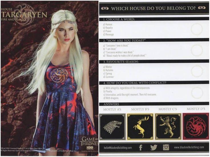 13. House Targaryen