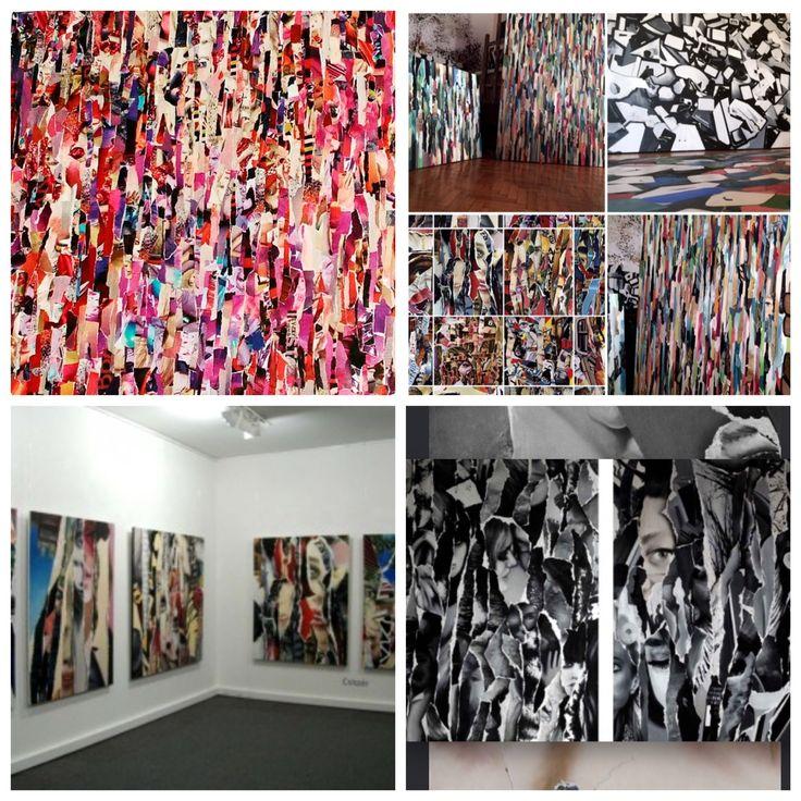Zsuzsi Csiszér - paintings, exhibitions, oil on canvas pieces