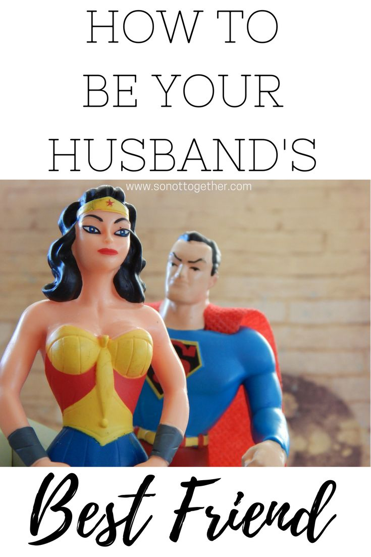 How to Be Your Husband's Best Friend. Ever wonder how your husband can also be your best friend? Click to read these marriage tips that will help you build a friendship with your husband that will help improve your marriage.