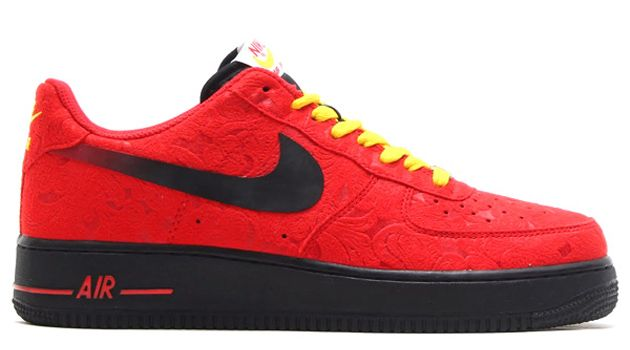 quality design ff64c d724f Nike Air Force 1 Low-Red Flower-1