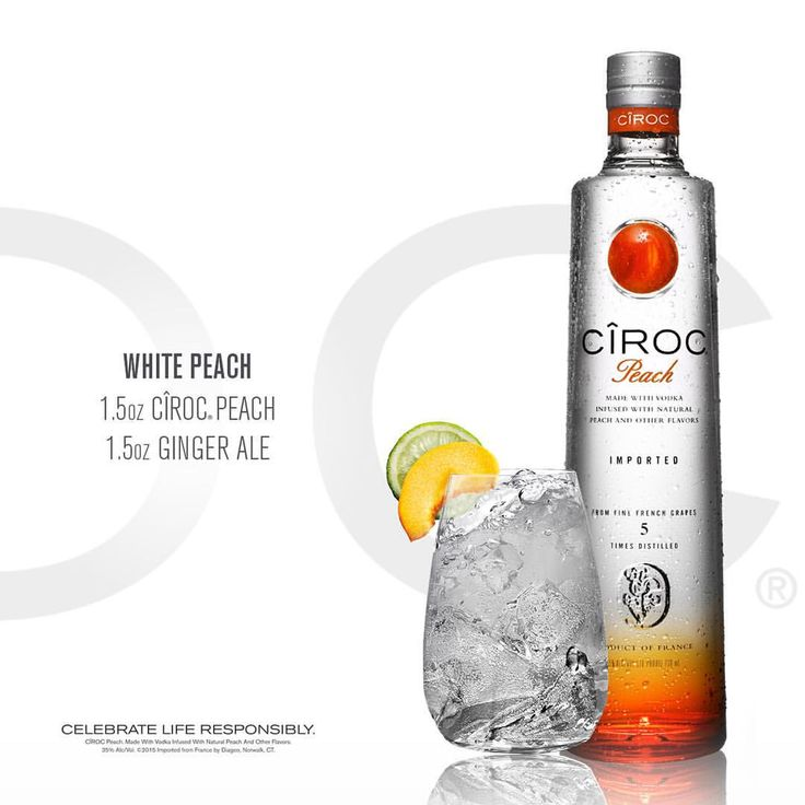 Make tonight a #CirocNight!! Get some @Ciroc Peach and ginger ale!! #CirocLife #Tryit