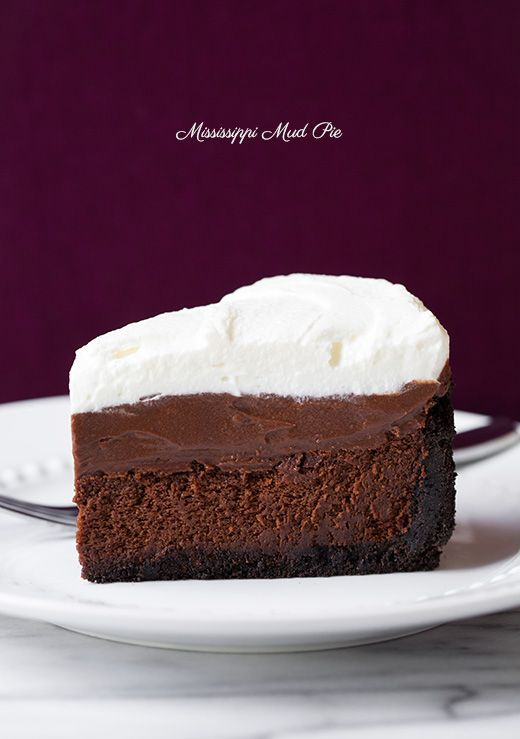 Mississippi Mud Pie - Cooking Classy @Jaclyn {Cooking Classy}