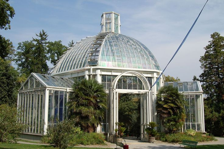 Jardin botanique - Genève