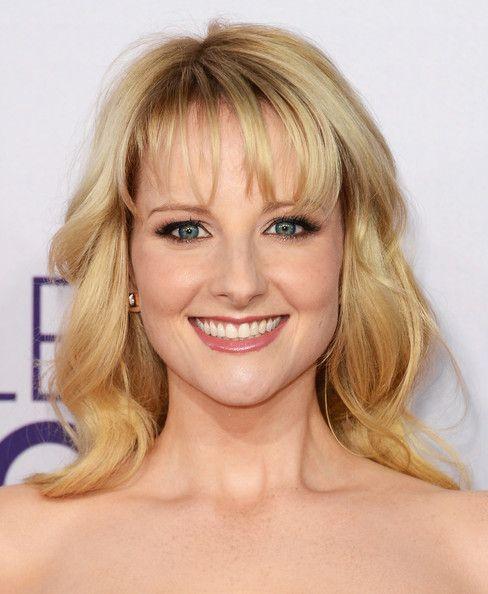 Melissa Rauch Hair