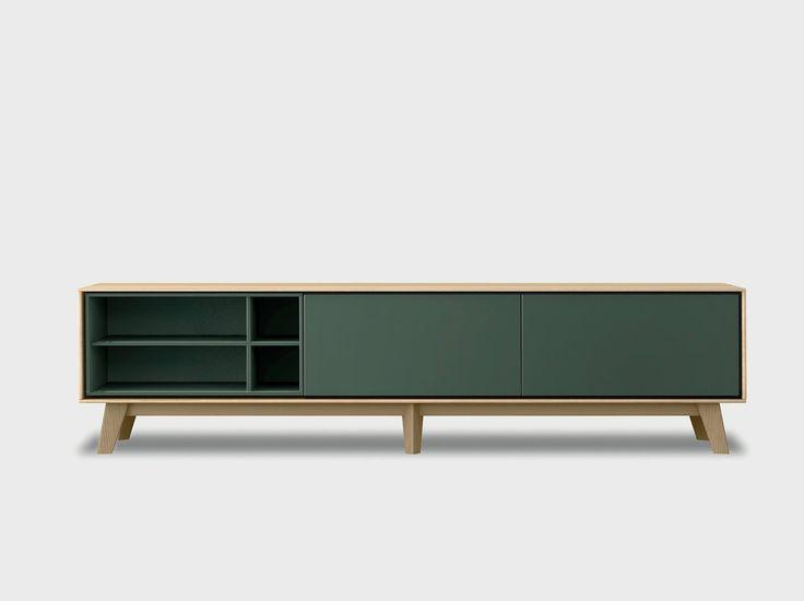 die besten 25 tv lowboard ideen auf pinterest. Black Bedroom Furniture Sets. Home Design Ideas