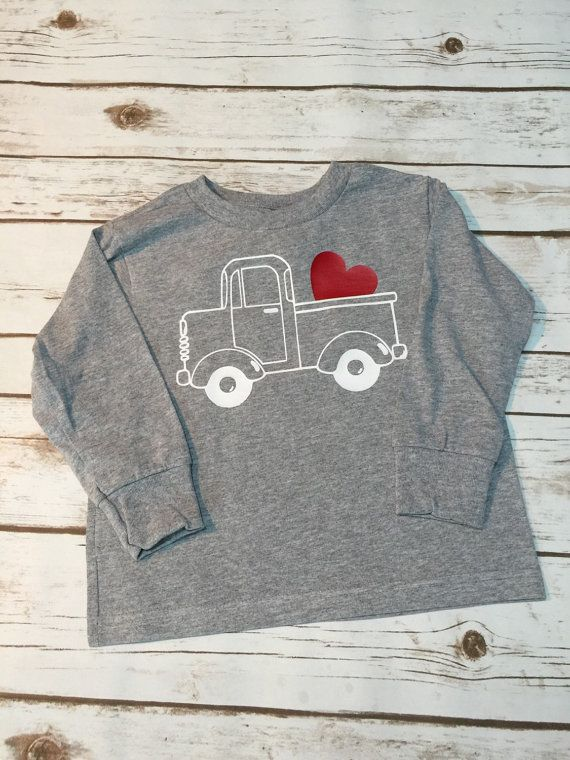 Boy Infant Toddler Youth Long Sleeve Tshirt By Bowbowscreations