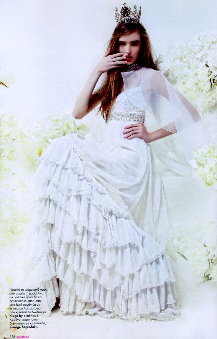 """Diva's Wedding"" mag."