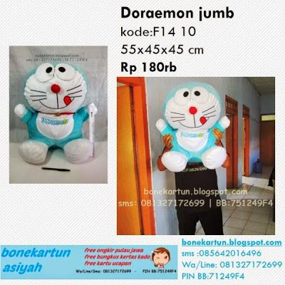 juaL boneka doraemon besar jumbo murah