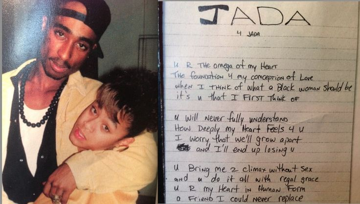 Tupac Forever on Pinterest Tupac Shakur, Jada Pinkett