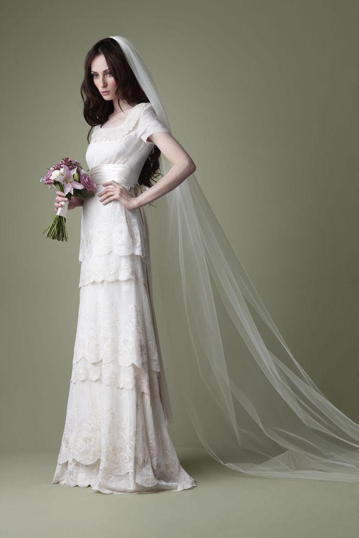 162 best Wedding dress inspiration images on Pinterest | Wedding ...