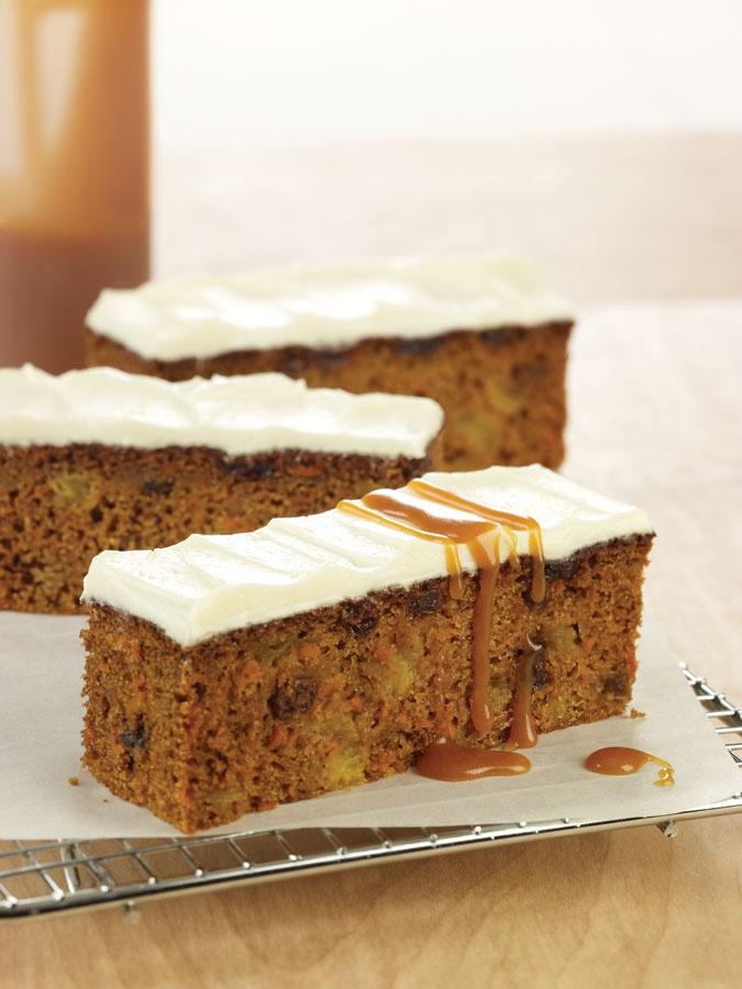 Carrot Cake Martini Recipe