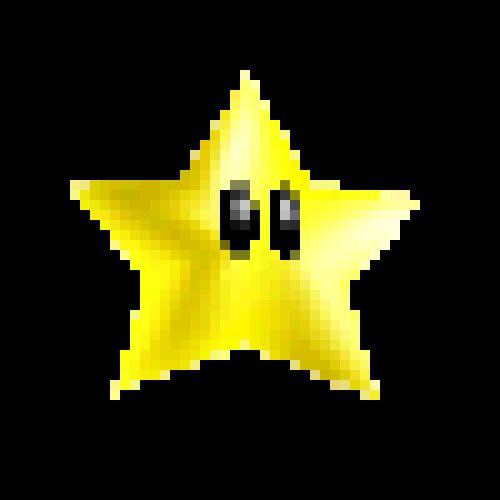 Super Mario 64 DS star #gif