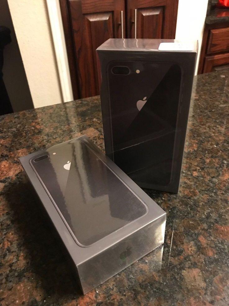 iPhone 8 Plus; 256gb; Black; FACTORY UNLOCKED (CDMA & GSM); New in Sealed Box