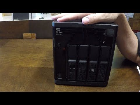 (954) WD MyCloud PR4100 - RAM Upgrade to 16GB (VLOG EP-07) - YouTube