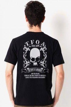 TFOA t-shirt crows zero // 0857-0700-1011 // 228cfcc5