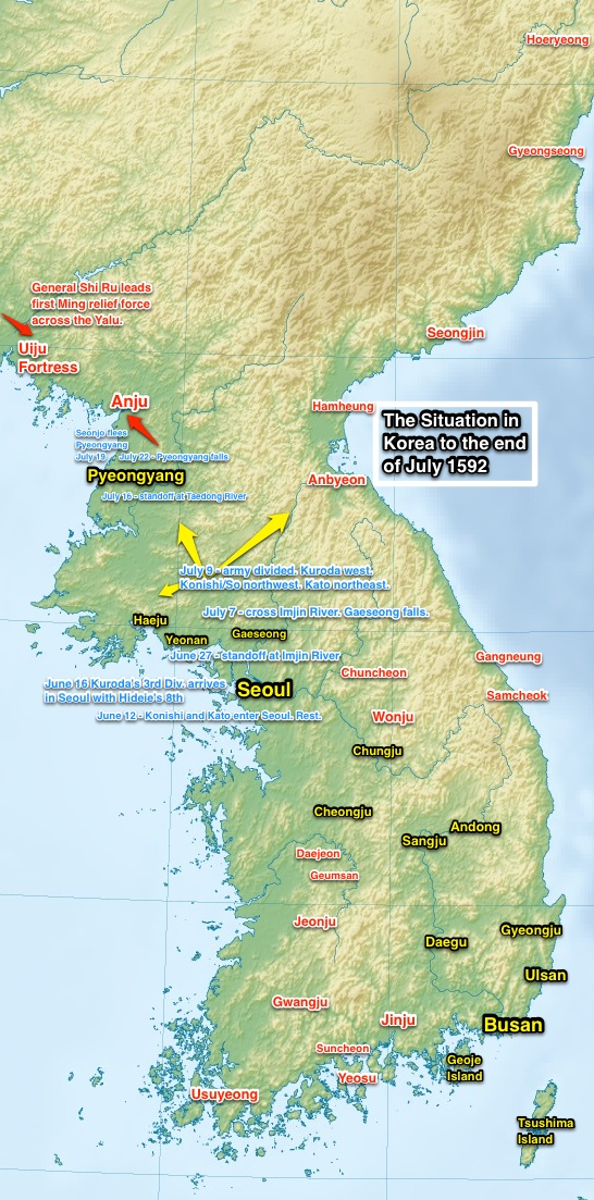 Map Of Poitiers%0A Topics in Korean History  by Alex Hawkins  A chronological look at the  history of