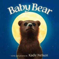 Baby Bear by Kadir Nelson
