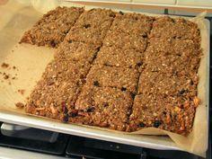 Havermout koek zonder suiker en eieren ~ Geweldig Gezond