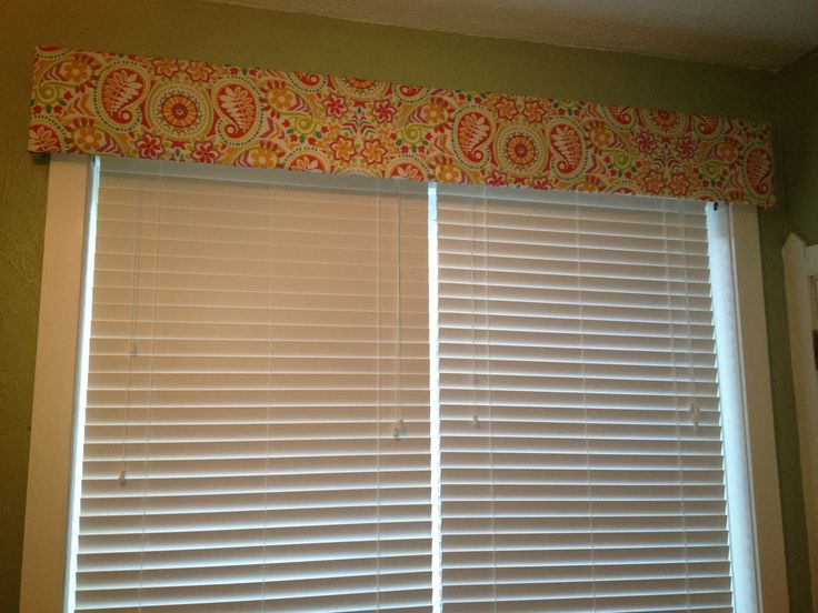 My daughters new window treatment
