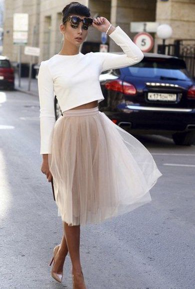 70 Colorfull Tulle Skirt Outfits Ideas 7 – #Colorf…