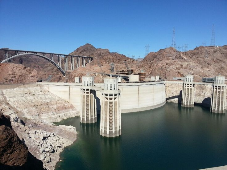 Hoover Dam Lookout in Boulder City, NV