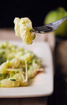 Gnocchi con zucchine e ricotta facili e veloci vickyart arte in cucina