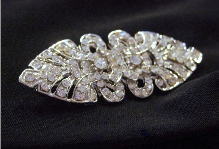 VINTAGE BROOCH ART DECO STYLING~REPRODUCTION in Jewellery & Watches, Fashion Jewellery, Brooches | eBay!