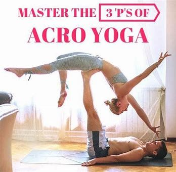 image result for acro yoga poses for beginners  beginner
