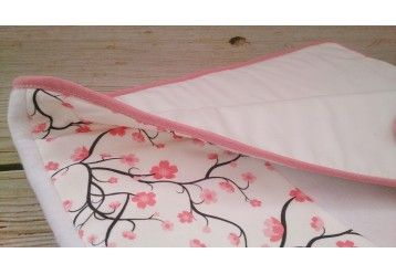 ORGANIC Duvet & pillow set Cherry blossom